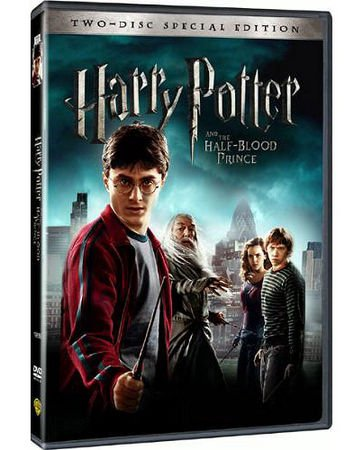 Depuis le 18 Novembre 2009 Harry Potter et le prince de sang mélé est sorti en DVD
