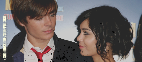 Zanessa ; Confirmation de leur rupture.    Source fan2