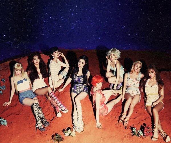 Un concert pour les Girls' Generation...SVP