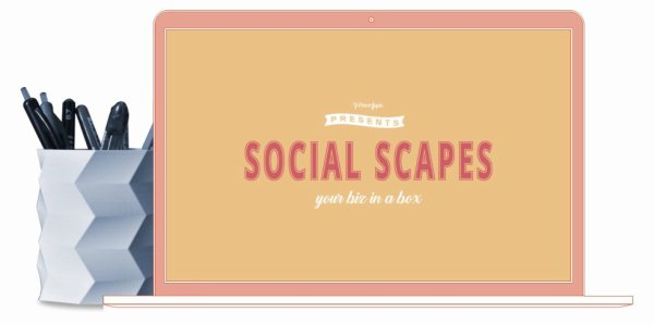 SocialScapes Review and SocialScapes (EXCLUSIVE) bonuses pack