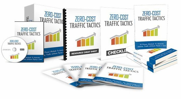 Zero-Cost Traffic Tactics review- Zero-Cost Traffic Tactics $27,300 bonus & discount