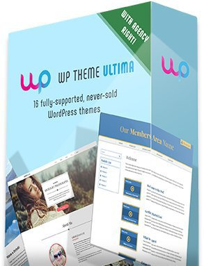 WP Theme Ultima review- WP Theme Ultima (MEGA) $21,400 bonus