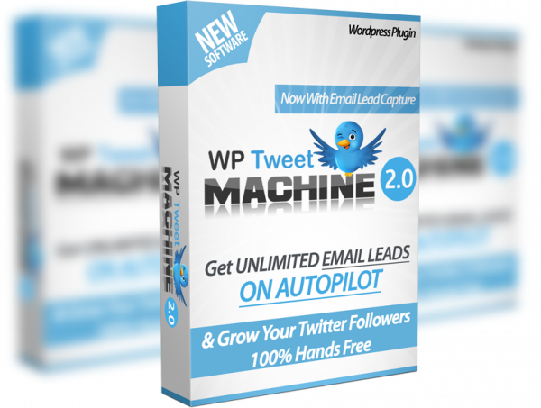 WP Tweet Machine 2 Review and (MASSIVE) $23,800 BONUSES