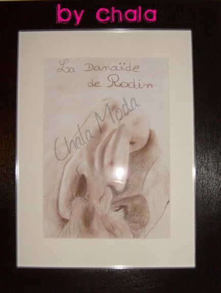 La Danaïde de Rodin