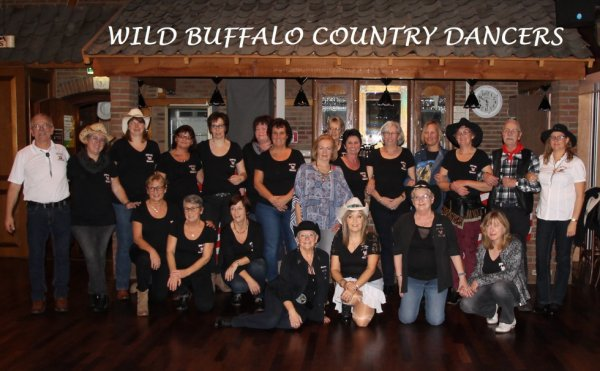 WILD BUFFALO COUNTRY DANCERS