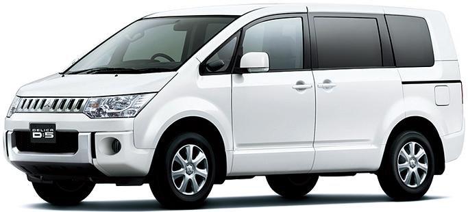 Les modèles Mitsubishi non importés