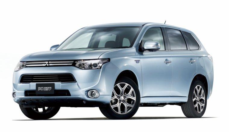 Les modèles Mitsubishi non importés (suite)