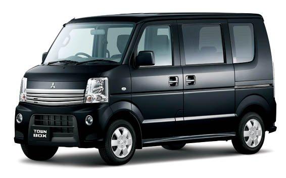 Les modèles Mitsubishi non importés (fin)