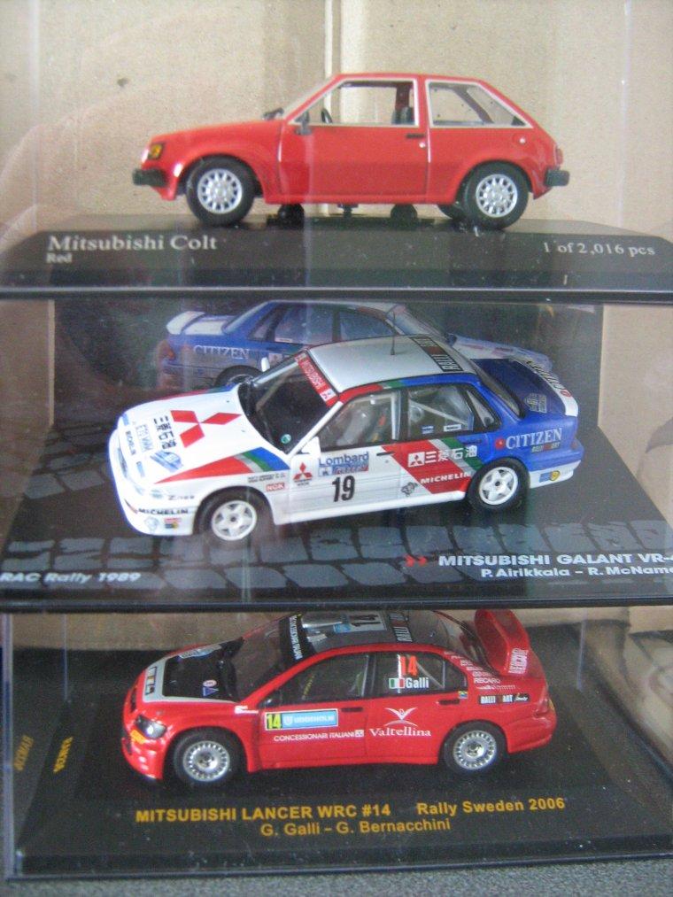 Ma collection de miniatures 1/43e