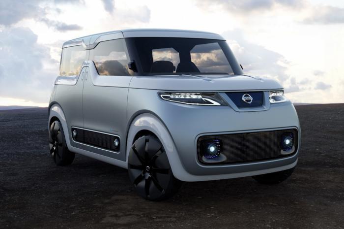 Mitsubishi et Nissan travaillent ensemble sur une nouvelle k car