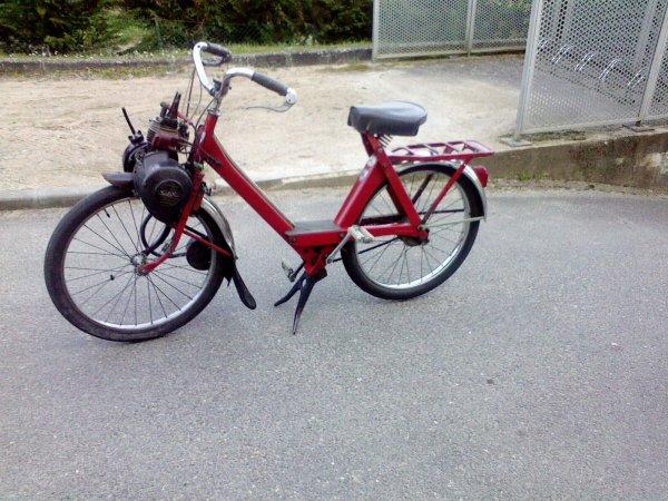 Solex Rouge 3800 OA ... le tueur ...