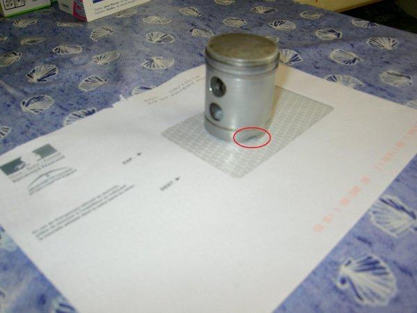 Piston Cup ... oups , piston de solex ...