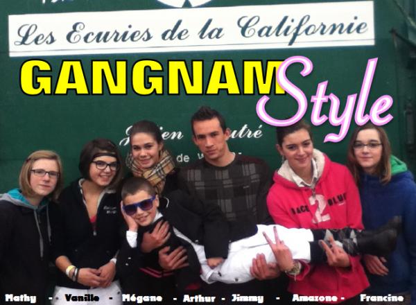 Notre Gangnam Style