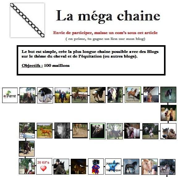La méga Chaine