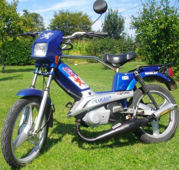 Ma 103 SPX dans sa version actuelle