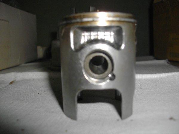 Piston monosegment
