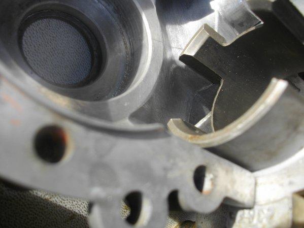 Début de préparation du moteur POLINI avec le 238F