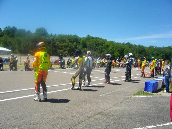Course d'endurance 4H au Creusot du 29/05/2011, suite