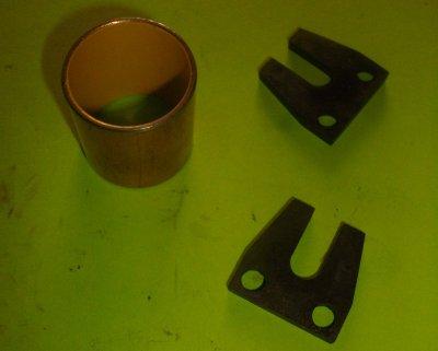 Encore des pièces neuves pour le moteur G3