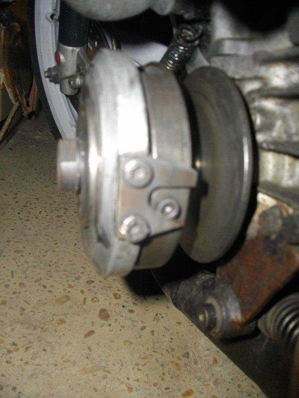 Remise en état de fonctionnement du variateur pour mon moteur G3
