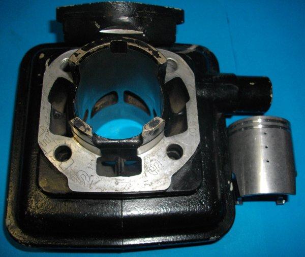 Un haut moteur MALOSSI G2R