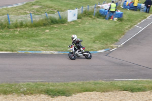 La course de vitesse au Creusot