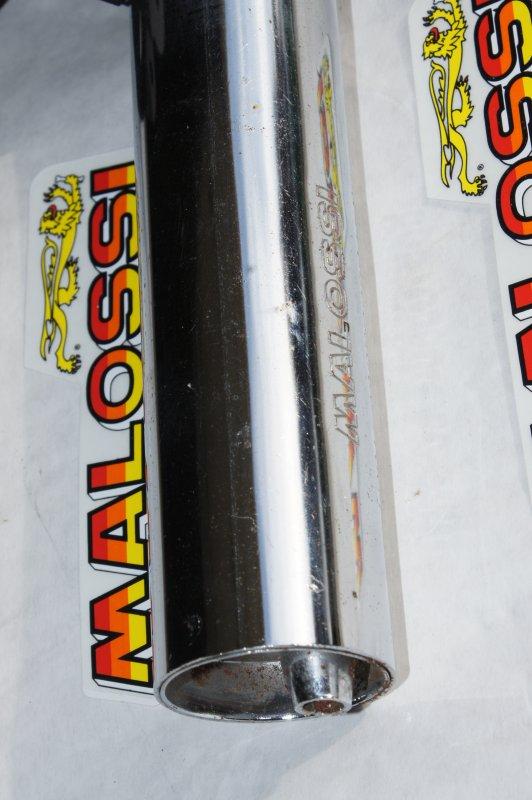 Quelques photos complémentaires du MALOSSI Anaconda