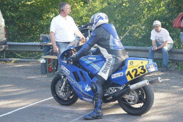 Quelques belles machines de course........