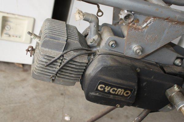 Je vous présente la CYCMO GTI-Racing N°98