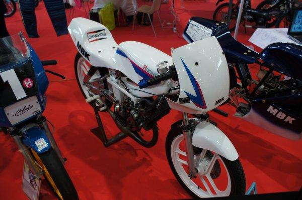 Salon de la moto de Lyon