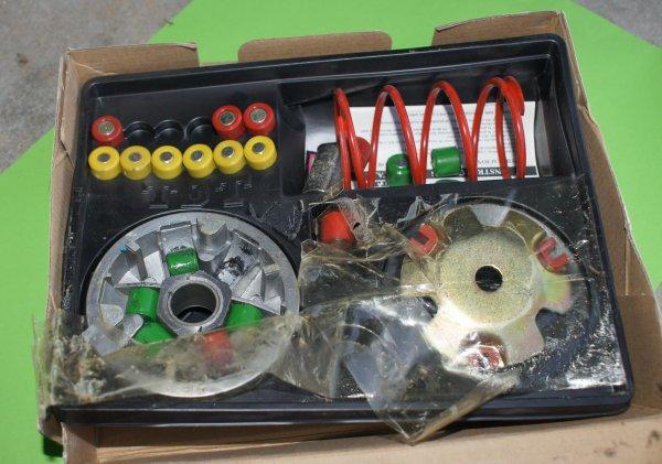 Un variateur à tester sur SPX ou RCX
