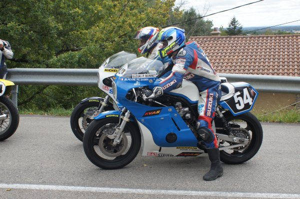 Un Champion du Monde d'endurance à Coligny