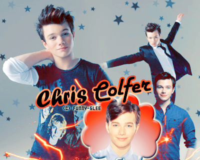 Chris Colfer alias Kurt Hummel