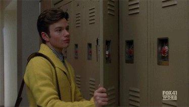 Chris Colfer = Kurt Hummel