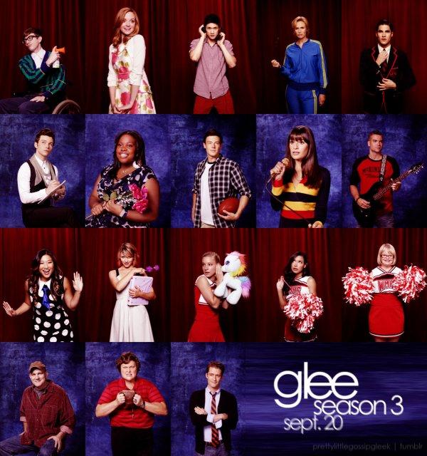 Glee saison 4 : révélations en série