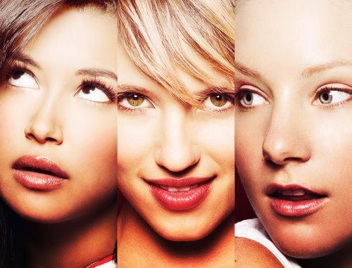 Quinn , Santana & Brittany