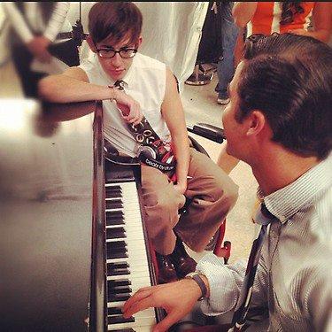 Artie & Blaine