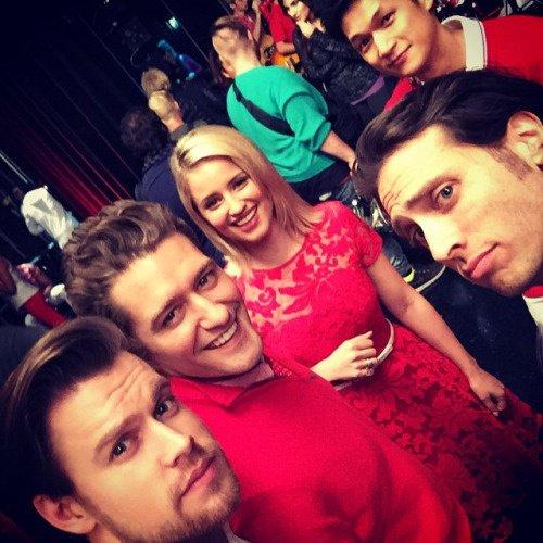 Sam , Will , Quinn & Harry
