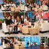 Le cast de Glee dans l'émission 'The Ellen Degeneres Show'