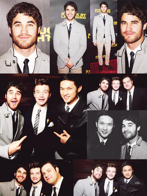 Darren , Chris & Harry