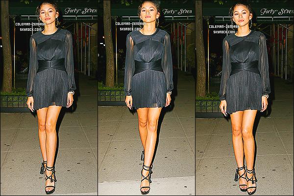 _ 03/05/2015 : Zendaya Coleman a été photographié par les paparazis, dans les rues de New York. - Top or Flop ?