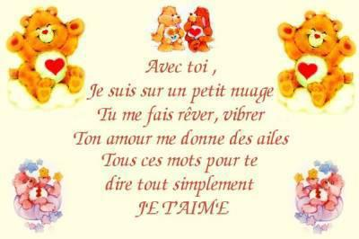 Poeme Damour Angel