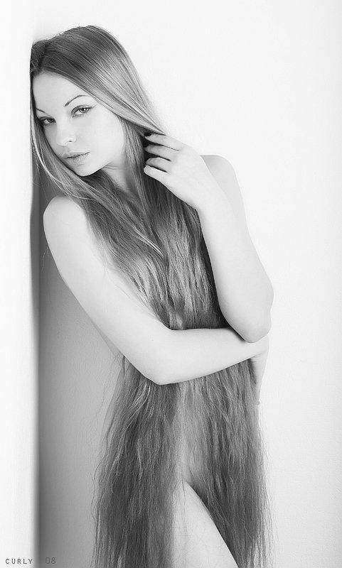 Je n'aime pas les cheveux longs .............