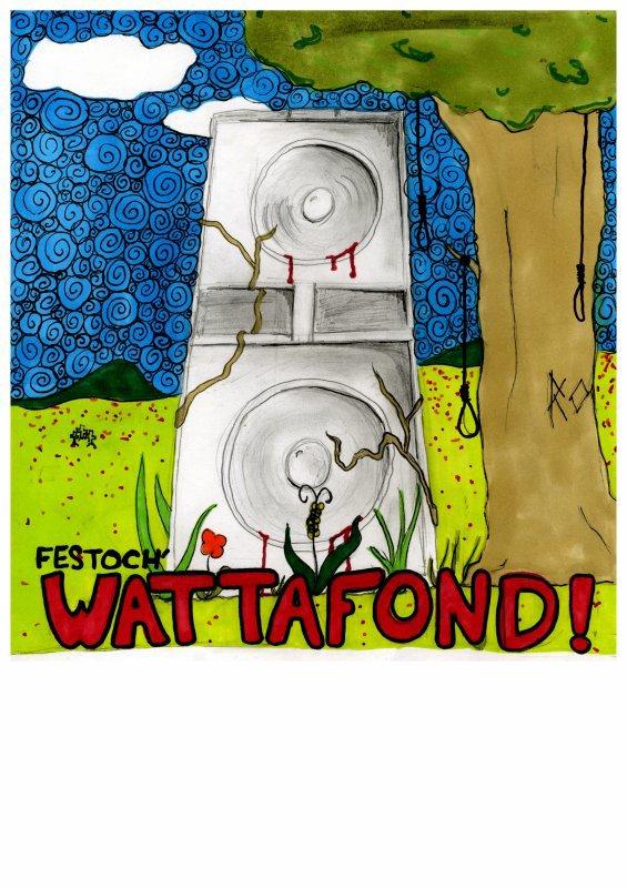 Affiche Wattafond