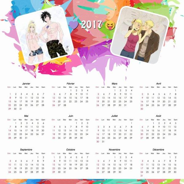 fairy calendrier