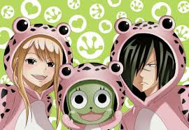 couple  fairy tail