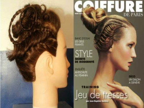 Le magazine COIFFURE de Paris