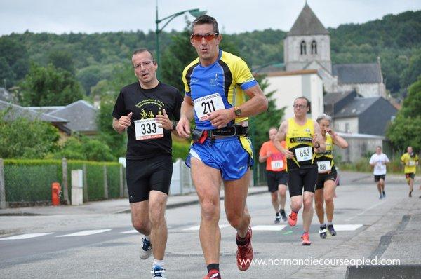 10 kms de Pont Audemer