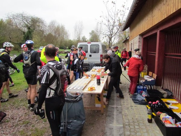 Organisation AIRCELLE 2015