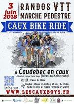 3 Juin 2018  la Caux Bike Ride à Caudebec en Caux